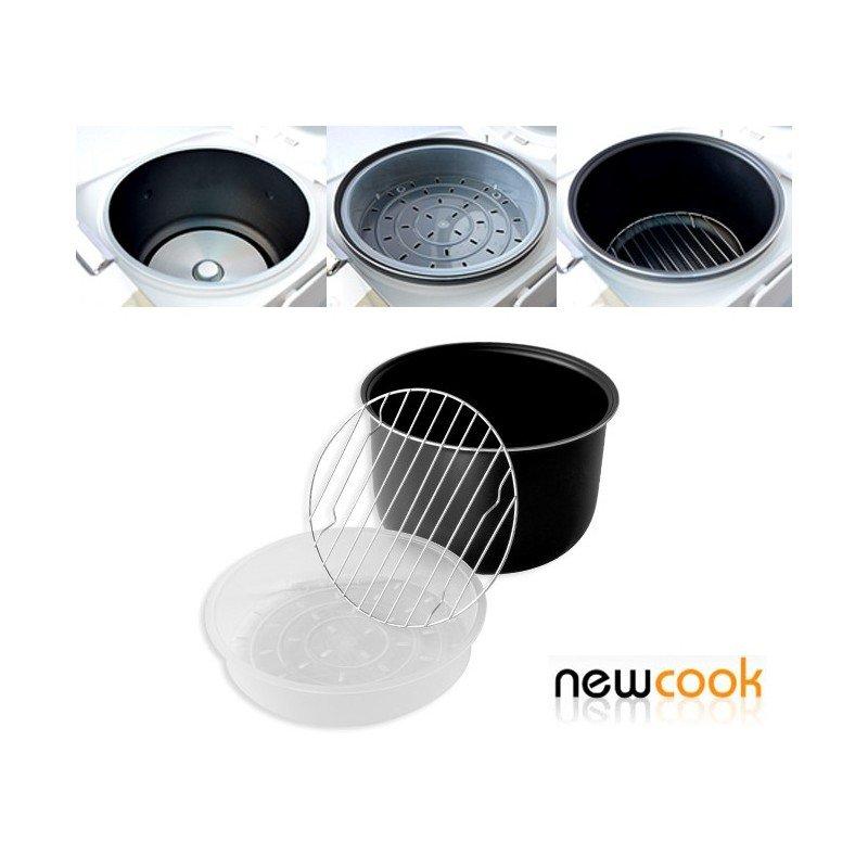 Robot de cocina newcook precio - Robot cocina elite cook ...