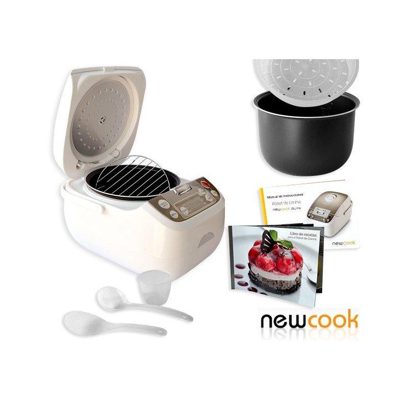 Robot de cocina newcook precio - Robot de cocina cocifacil ...