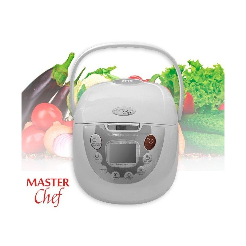 Robot de cocina master chef 5l a un precio irresistible en - Robot cocina masterchef ...