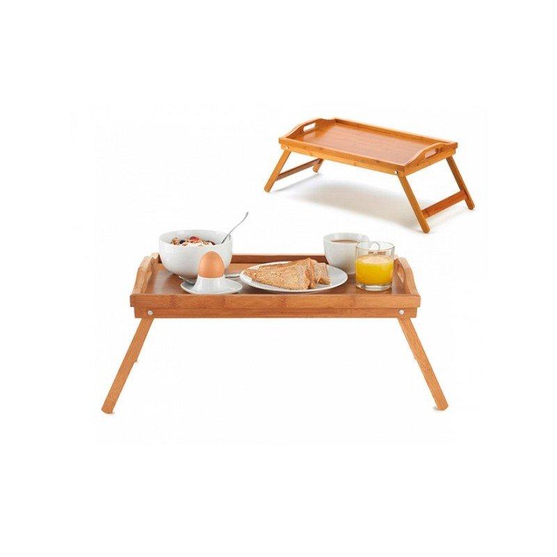 Mesa auxiliar de cama excellent houseware a un precio - Mesa auxiliar cama ...